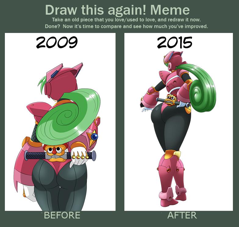 Draw this again - Marino by Jet-Striker