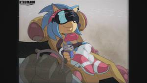 Sonia the Hedgehog OVA