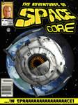 Space Core Comic Cover