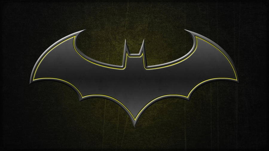 Batman Logo Wallpaper 3 by deathonabun on DeviantArt