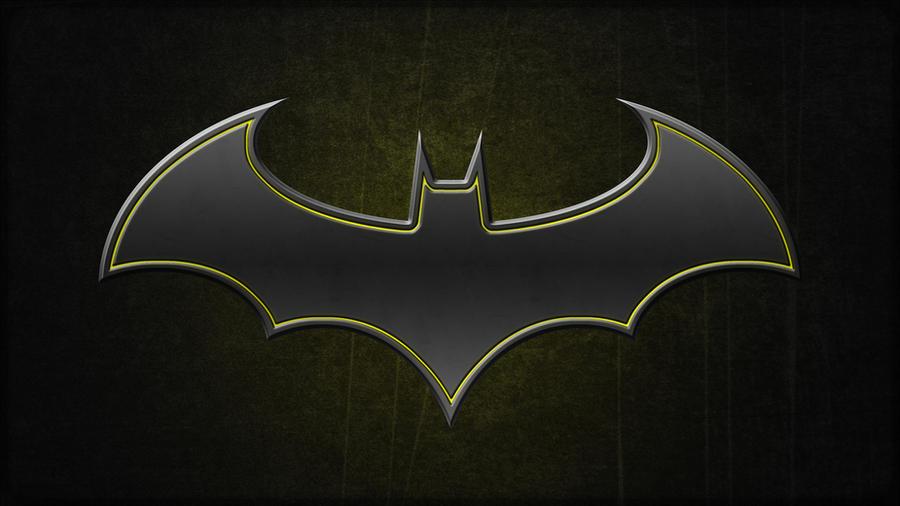 Batman Logo Wallpaper 3 By Deathonabun On DeviantArt