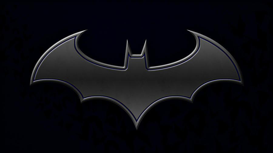 Batman logo wallpaper 4 by deathonabun on deviantart batman logo wallpaper 4 by deathonabun voltagebd Image collections