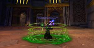 Warlock spell effects