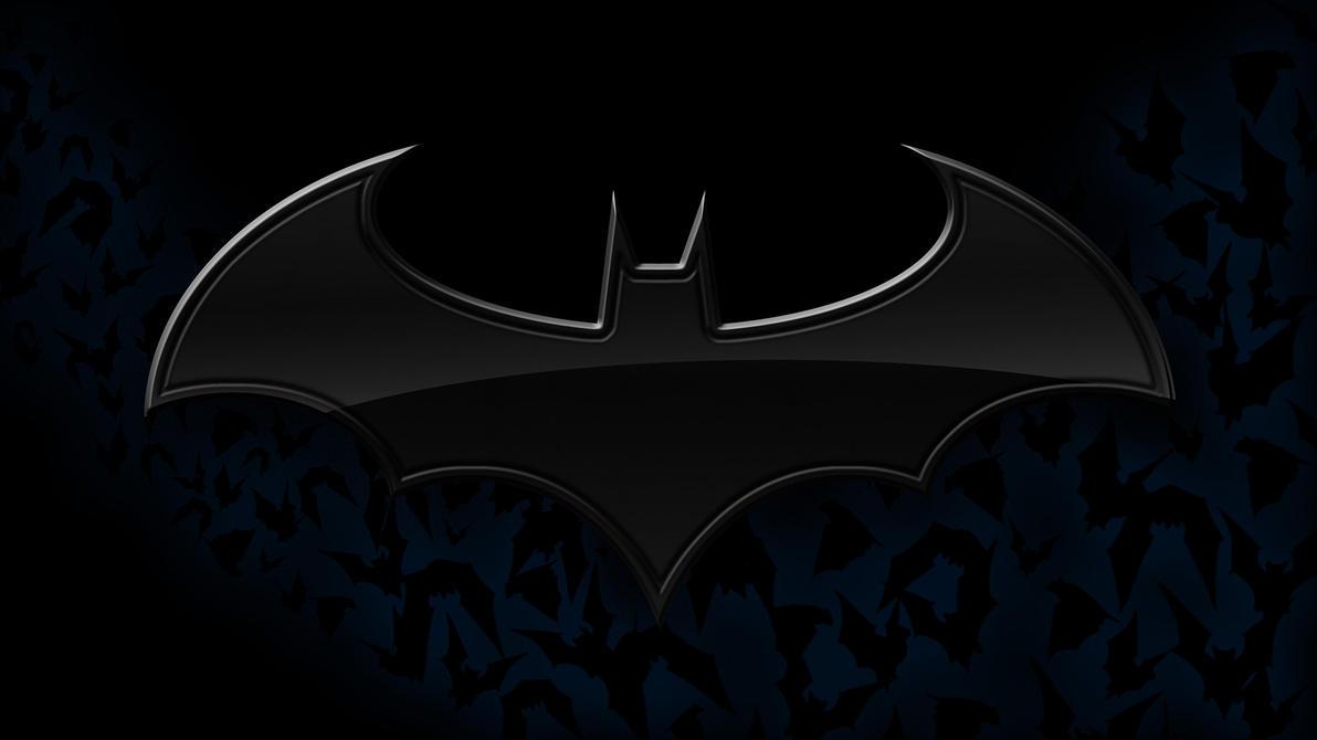 Batman logo wallpaper 6 by deathonabun on deviantart batman logo wallpaper 6 by deathonabun voltagebd Image collections