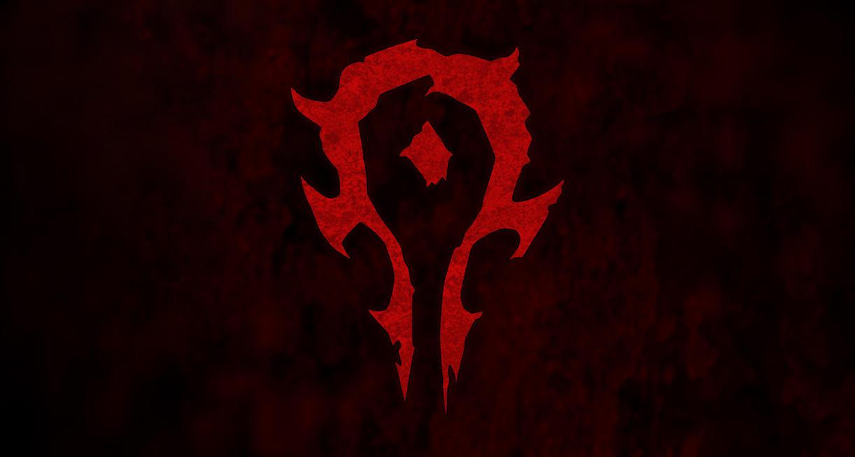 Warcraft Horde Movie Wallpaper by deathonabun