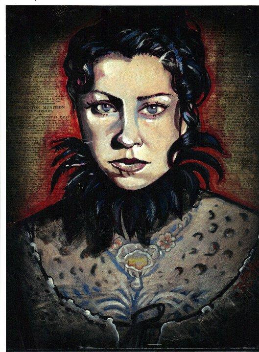 Danielle Colby Cushman by HalxLynx