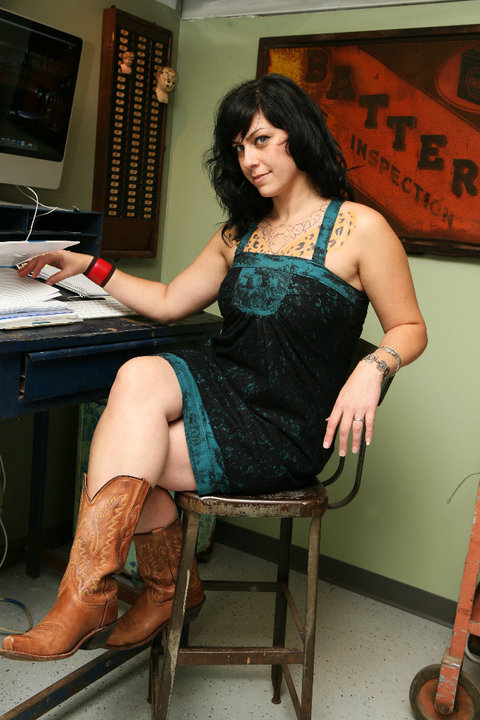 Danielle Colby-Cushman American Pickers