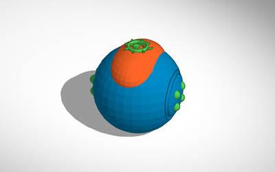 3D CAD Plasma Grenade