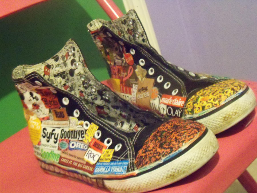collage shoes 2 by elizanette on deviantart