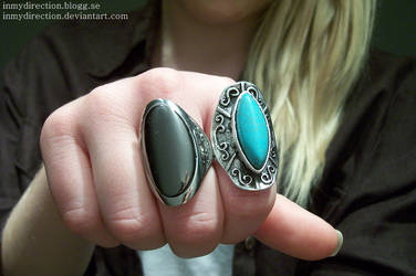 HEY TAKE A LOOK AT THESE RINGS by inmydirection