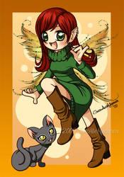 Chibi Elves and Jenks