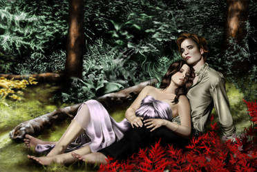 Twilight, Edward and Bella