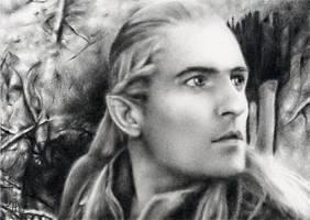 Legolas, Mirkwood Elf Prince