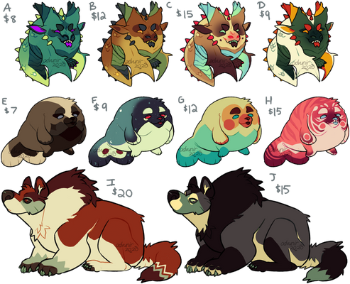 Flatsale Adopts [reduced prices]