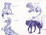 Alpha creatures