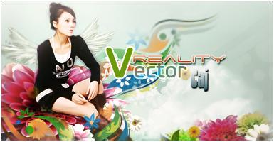 Reality Vector signature by Cajjun
