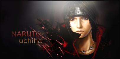 Naruto Uchiha by Cajjun