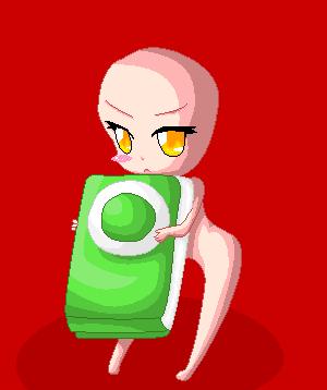 I-Pod Girl Base 4 by Cheri-Hime