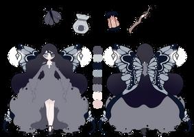 [Sad Kids Club] Moth Eaten Reveal by SugarSpike