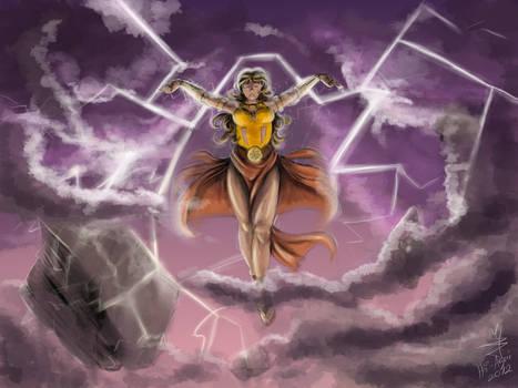 Goddess of Lightning