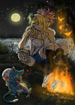 Collab: Fairy Tail - Calm evening