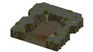 Chaosengine 3d Fanart APNG version