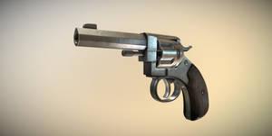 Grandpa's Revolver