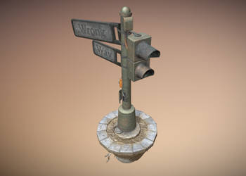 Forgotten Pole