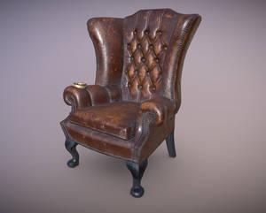Grandpa's Chair