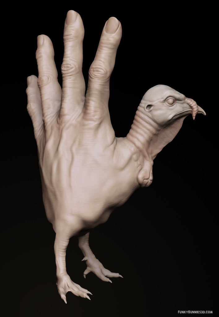 Hand Turkey by FunkyBunnies on DeviantArt
