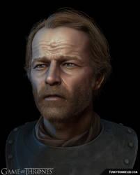 Game of Thrones: Jorah Mormont by FunkyBunnies