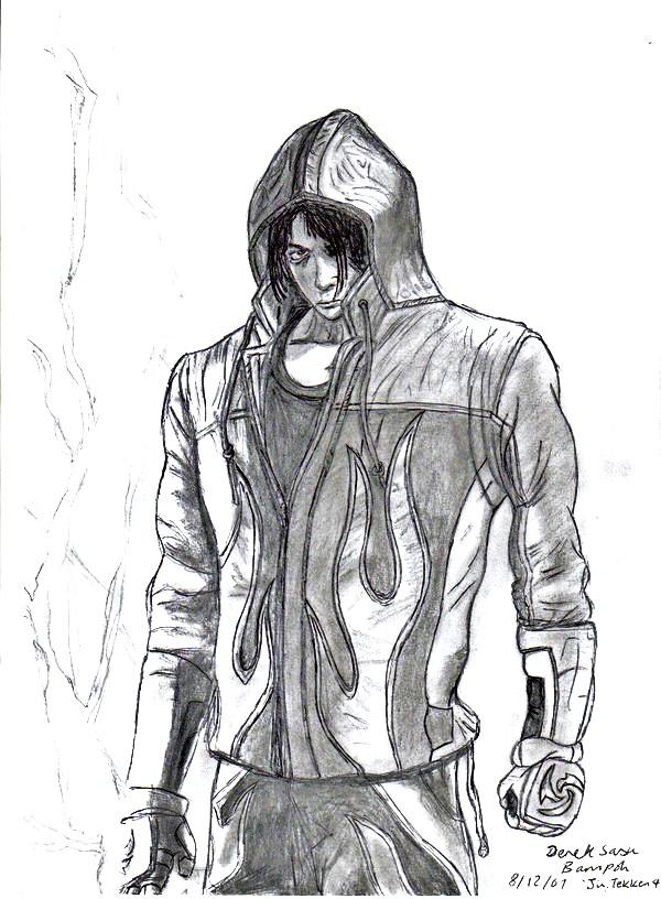 Jin Tekken 4 By Delboysb91 On Deviantart