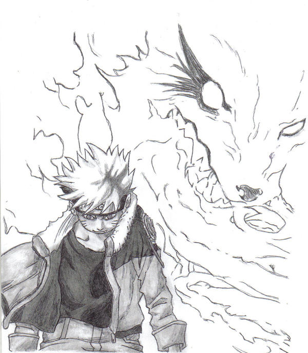 The Beast Within Naruto By Delboysb91 On DeviantArt