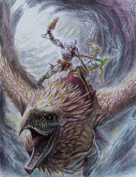 God of War by delboysb91