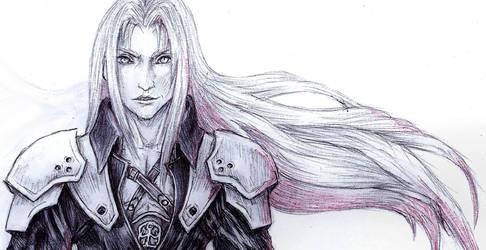 Sephiroth by delboysb91