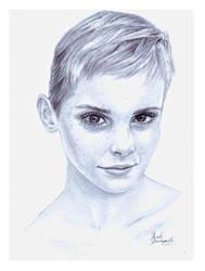 Emma Watson by delboysb91