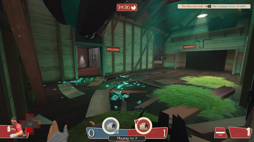 playin scunt and using weak melee by sniperray213