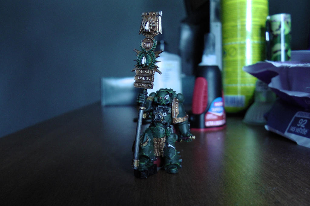 White Tears Legion Herald WIP by sniperray213