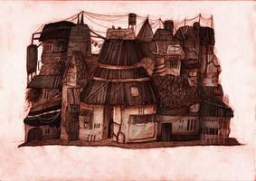 buildings by viowl