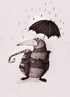Umbrella by viowl