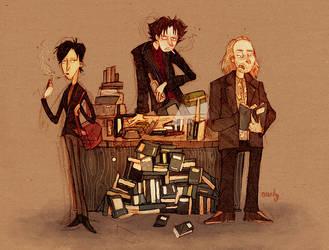 black books by viowl