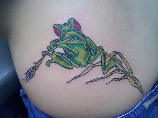 Frog by Timtat2