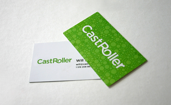 CastRoller Business Cards by picard102
