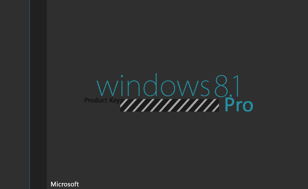 Concept:windows 8.1 pro DVD cover by hawen005