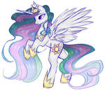 Celestia Collab with Clefficia