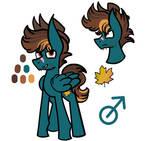 Next Gen   Autumn Breeze Apple by HunterTheWastelander