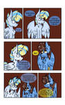 Next Gen Comic | The Transgression | Page 6 by HunterTheWastelander