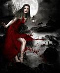 Blood drops by KalosysArt