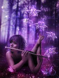 Magic sounds by KalosysArt
