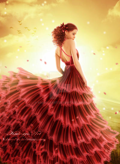 Scarlett by KalosysArt